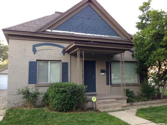 585 E 400 S, Provo, UT 84606 (#1614251) :: Big Key Real Estate
