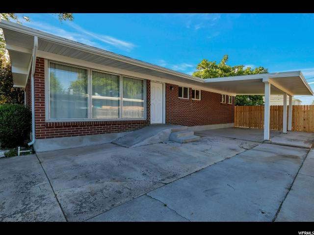 4728 W 3855 S, West Valley City, UT 84120 (MLS #1614273) :: Lawson Real Estate Team - Engel & Völkers