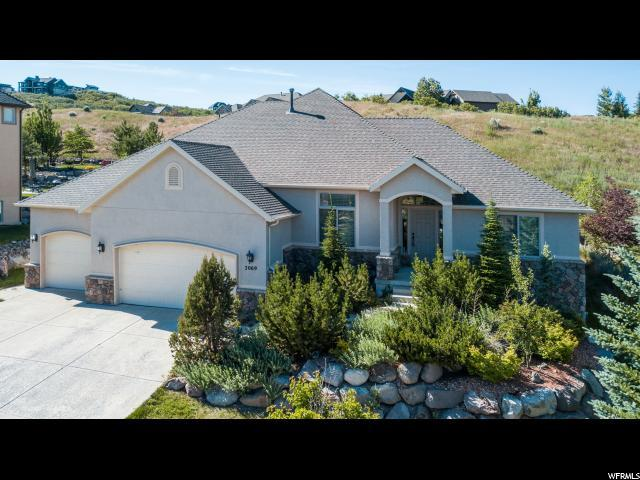 2069 E Eagle Crest Dr, Draper, UT 84020 (#1614349) :: Bustos Real Estate | Keller Williams Utah Realtors
