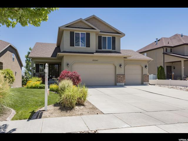 12243 S Black Powder Dr W, Herriman, UT 84096 (#1614381) :: Big Key Real Estate