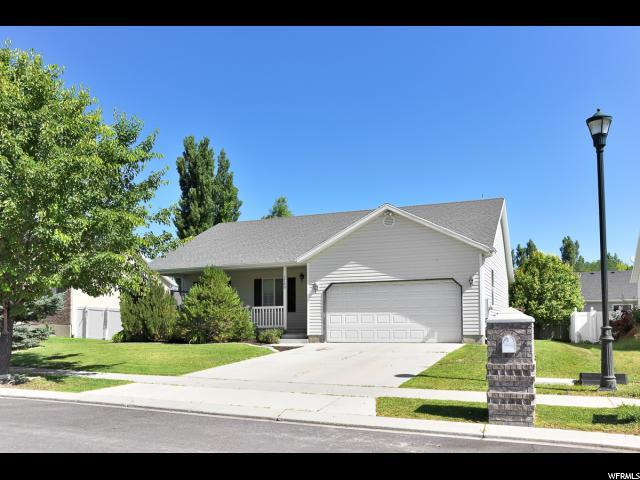 1765 E Canary Way N, Eagle Mountain, UT 84005 (#1614389) :: Red Sign Team