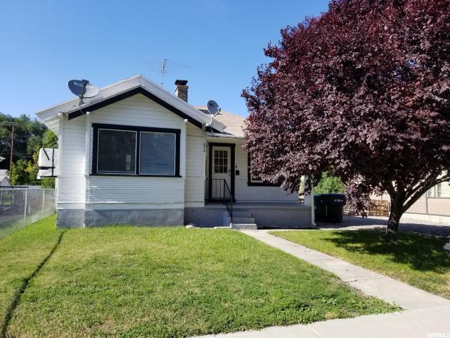 970 W 100 N, Provo, UT 84601 (#1614432) :: Big Key Real Estate