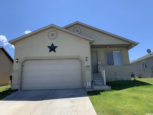 1674 E Ridgefield Rd, Spanish Fork, UT 84660 (MLS #1614475) :: Lawson Real Estate Team - Engel & Völkers