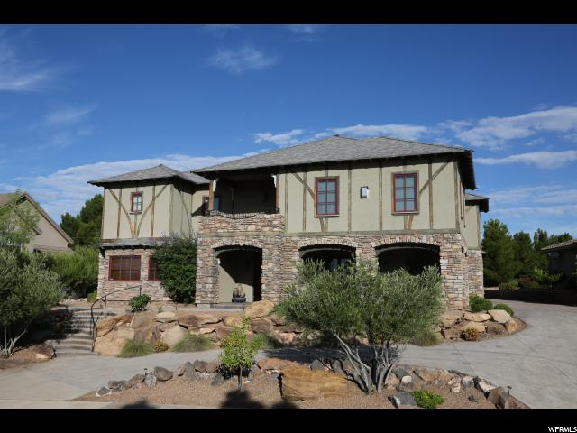 312 N Five Sisters Dr E, St. George, UT 84790 (#1614496) :: Colemere Realty Associates