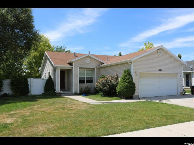 2081 N 2225 W, Clinton, UT 84015 (MLS #1614513) :: Lawson Real Estate Team - Engel & Völkers