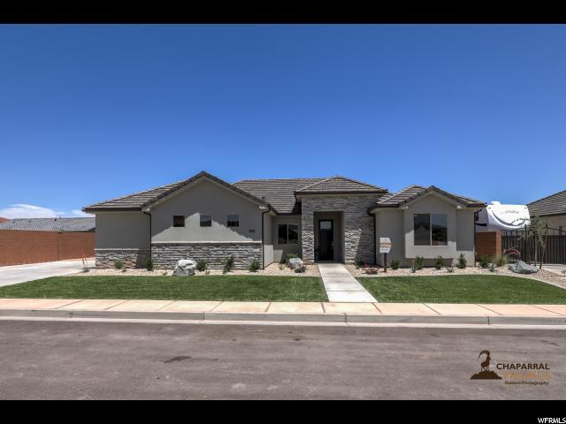 814 N Brookwood Dr, Washington, UT 84780 (#1614531) :: Keller Williams Legacy