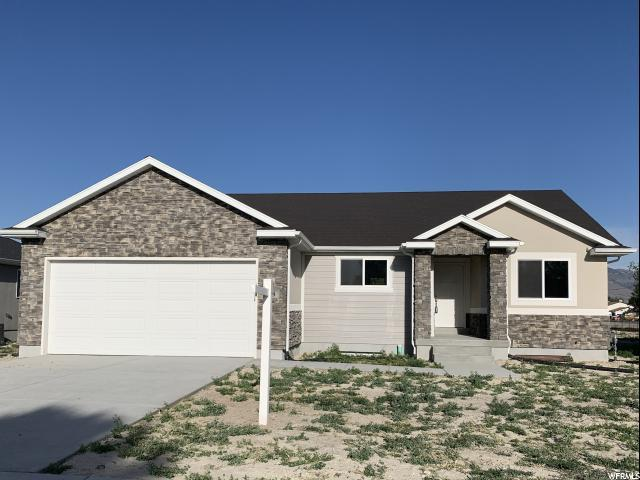 18 S Mustange Ridge Rd #102, Grantsville, UT 84029 (#1614543) :: Bustos Real Estate | Keller Williams Utah Realtors