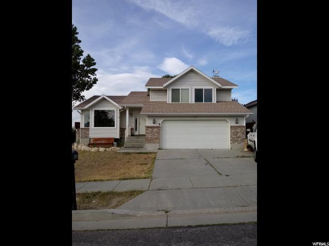 262 W Julie Ann Ct S, Tooele, UT 84074 (#1614556) :: Big Key Real Estate