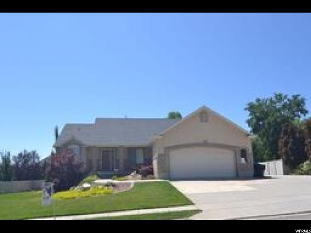 3305 N 750 W, Pleasant View, UT 84414 (#1614614) :: Keller Williams Legacy