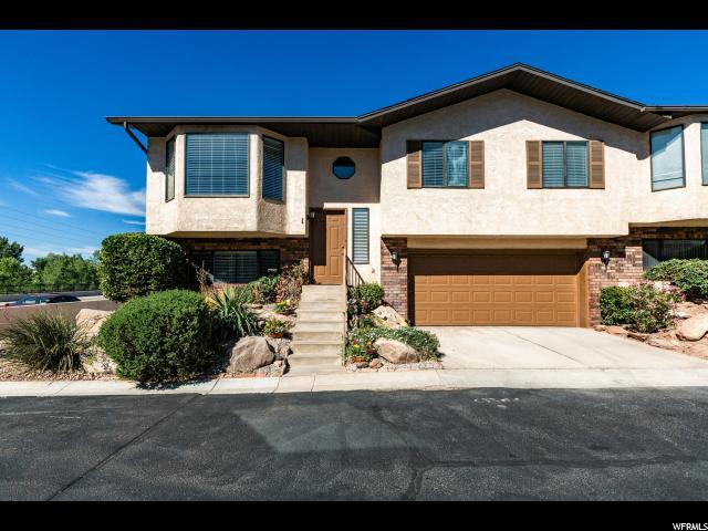 370 S Valley View Dr W #1, St. George, UT 84770 (#1614696) :: Colemere Realty Associates