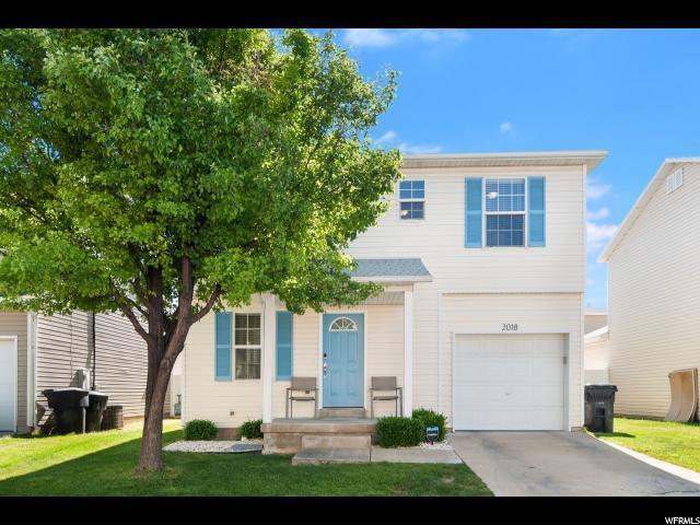 2018 N 2125 W, Clinton, UT 84015 (#1614710) :: Bustos Real Estate | Keller Williams Utah Realtors