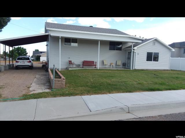 315 W 100 S, Huntington, UT 84528 (#1614766) :: Action Team Realty