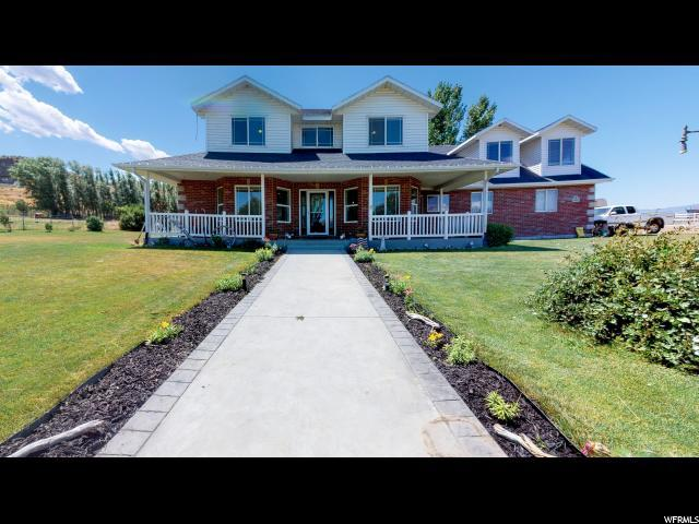 889 S Anna Ekins Ln, Genola, UT 84655 (#1614769) :: Red Sign Team