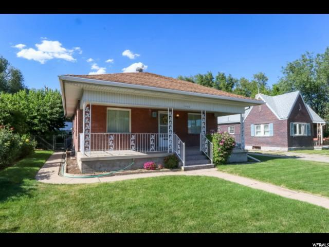 1420 W Indiana, Salt Lake City, UT 84104 (#1614782) :: Big Key Real Estate