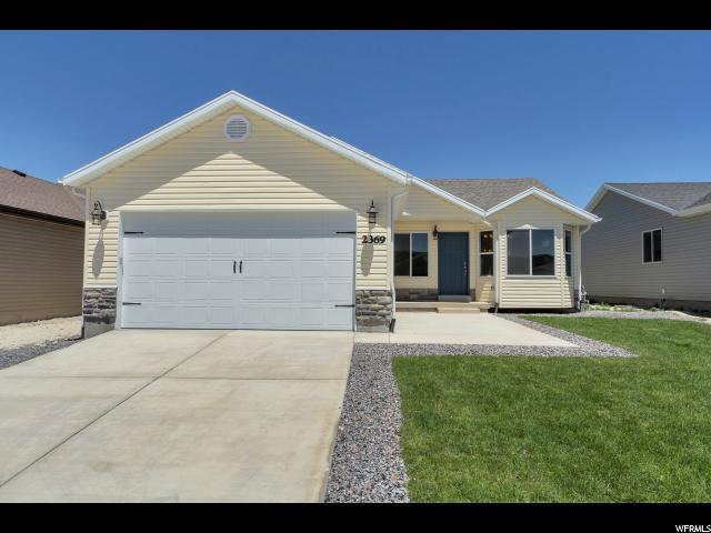 2369 E Jim Bridger Dr N, Eagle Mountain, UT 84005 (#1614787) :: goBE Realty