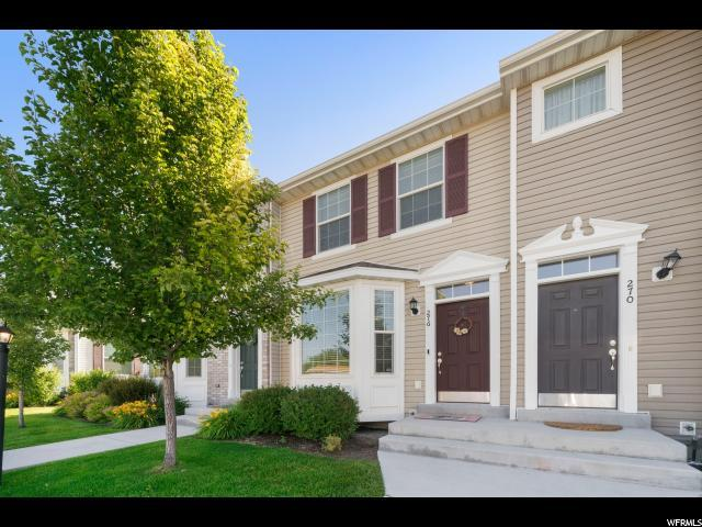 276 N 1280 W, Provo, UT 84601 (#1614848) :: Big Key Real Estate