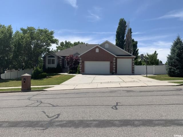 4193 N 125 W, Pleasant View, UT 84414 (#1614956) :: Action Team Realty