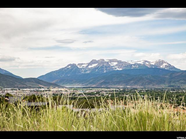 2414 E Flat Top Mountain Dr, Heber City, UT 84032 (#1614964) :: The Fields Team
