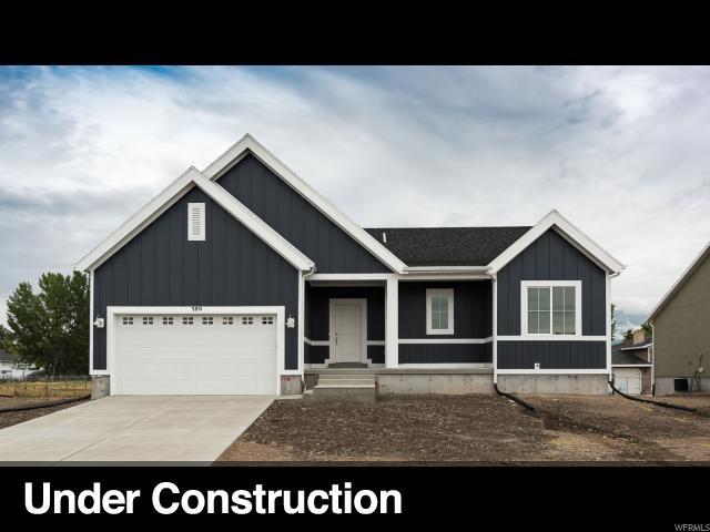 1104 S 4000 W, Syracuse, UT 84075 (#1614979) :: Bustos Real Estate | Keller Williams Utah Realtors