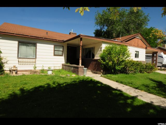 146 S 100 E, Gunnison, UT 84634 (#1614995) :: Red Sign Team