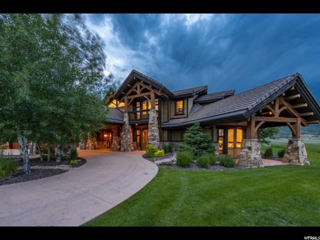 795 Hollyhock, Park City, UT 84098 (#1615070) :: The Canovo Group