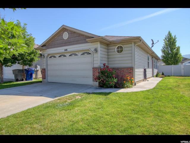 248 N Foxboro Dr W, North Salt Lake, UT 84054 (MLS #1615115) :: Lawson Real Estate Team - Engel & Völkers