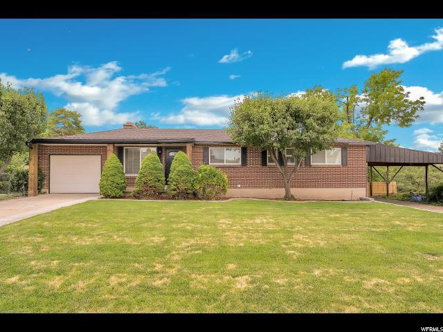 2768 E Carole, Cottonwood Heights, UT 84121 (#1615152) :: Colemere Realty Associates