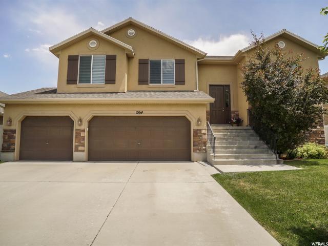 1064 Adelburg Dr, North Salt Lake, UT 84054 (MLS #1615171) :: Lawson Real Estate Team - Engel & Völkers