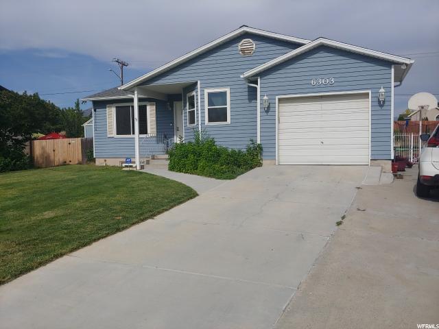 6303 S Stokewater W, Taylorsville, UT 84129 (#1615173) :: Bustos Real Estate | Keller Williams Utah Realtors