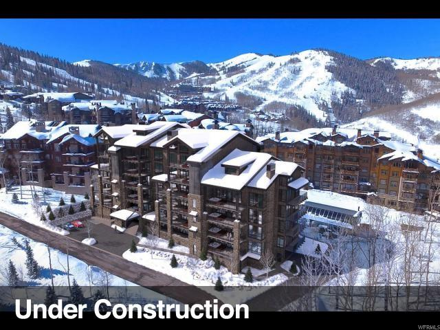 7697 Village Way #201, Park City, UT 84060 (#1615197) :: Utah Best Real Estate Team | Century 21 Everest