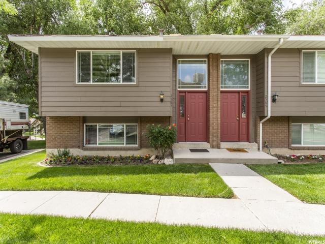 2563 E Canterbury Ln, Cottonwood Heights, UT 84121 (#1615207) :: Colemere Realty Associates