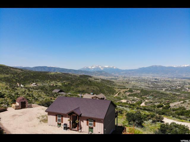 1460 S Westview Dr, Heber City, UT 84032 (MLS #1615275) :: High Country Properties