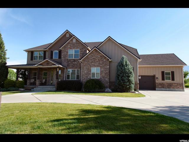 1816 W Heritage Ranch Dr N, Farr West, UT 84404 (MLS #1615283) :: Lawson Real Estate Team - Engel & Völkers
