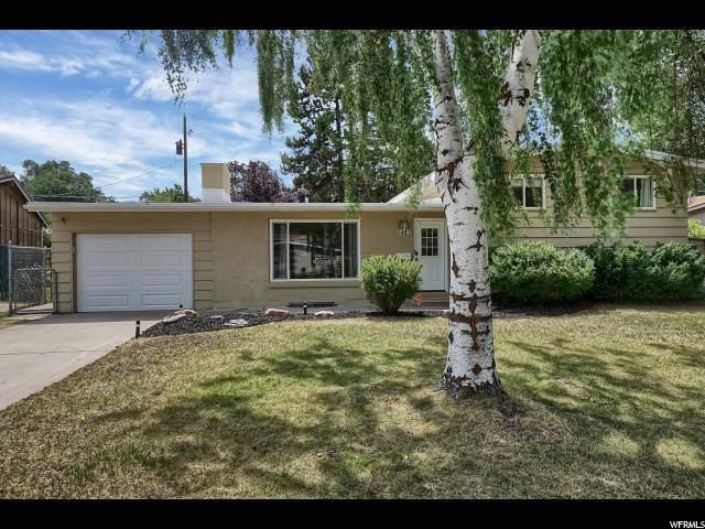 6485 S Sumac Way, Murray, UT 84121 (MLS #1615290) :: Lawson Real Estate Team - Engel & Völkers