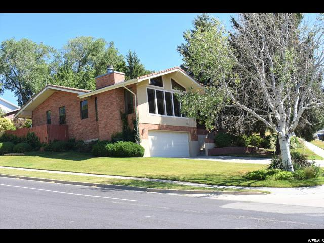 7347 Lonsdale Dr S, Cottonwood Heights, UT 84121 (#1615303) :: goBE Realty