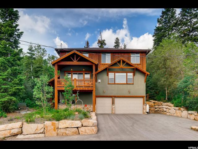 210 Parkview Dr, Park City, UT 84098 (MLS #1615337) :: Lookout Real Estate Group
