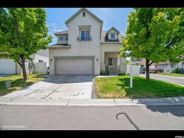 8593 W Alvarado Ct S, Magna, UT 84044 (#1615341) :: Bustos Real Estate   Keller Williams Utah Realtors