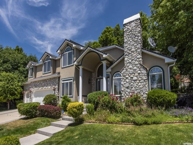 2679 E Grand Vista Way S, Cottonwood Heights, UT 84121 (#1615350) :: Von Perry | iPro Realty Network