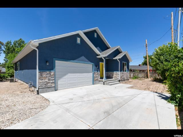 1891 E 3900 S, Millcreek, UT 84107 (#1615356) :: Action Team Realty