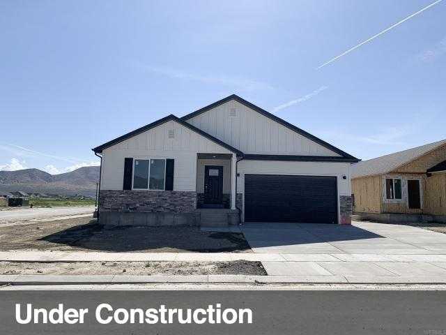 3593 N Delta St #123, Eagle Mountain, UT 84005 (#1615425) :: Bustos Real Estate | Keller Williams Utah Realtors