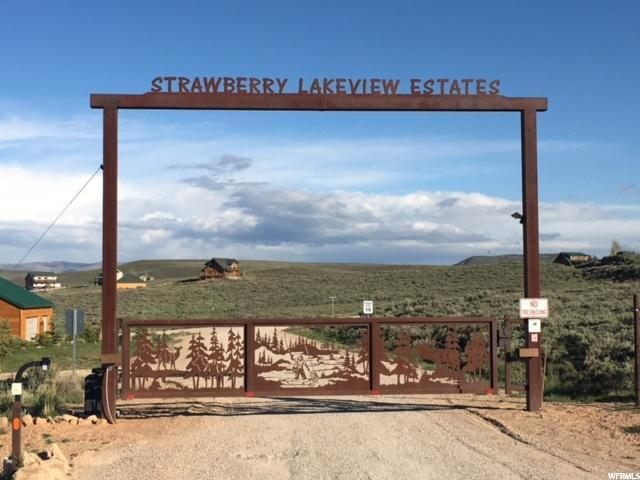 6108 Strawberry Lakeview Dr S, Heber City, UT 84032 (#1615435) :: Action Team Realty