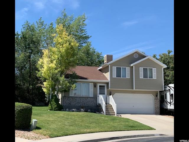 6251 W Rancho Martin Cir., West Valley City, UT 84128 (#1615464) :: Bustos Real Estate   Keller Williams Utah Realtors