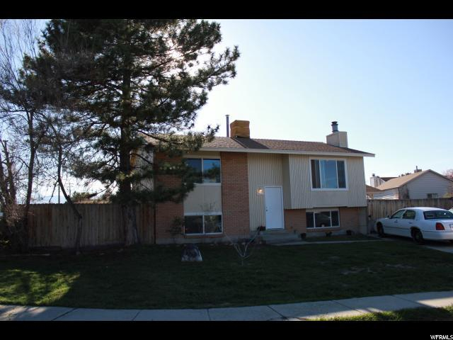 8744 S 3720 W, West Jordan, UT 84088 (#1615484) :: Bustos Real Estate   Keller Williams Utah Realtors