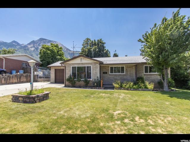 3376 E 3900 S, Holladay, UT 84124 (#1615508) :: Von Perry | iPro Realty Network