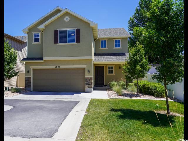 1097 W Stonehaven Dr N, North Salt Lake, UT 84054 (MLS #1615532) :: Lawson Real Estate Team - Engel & Völkers