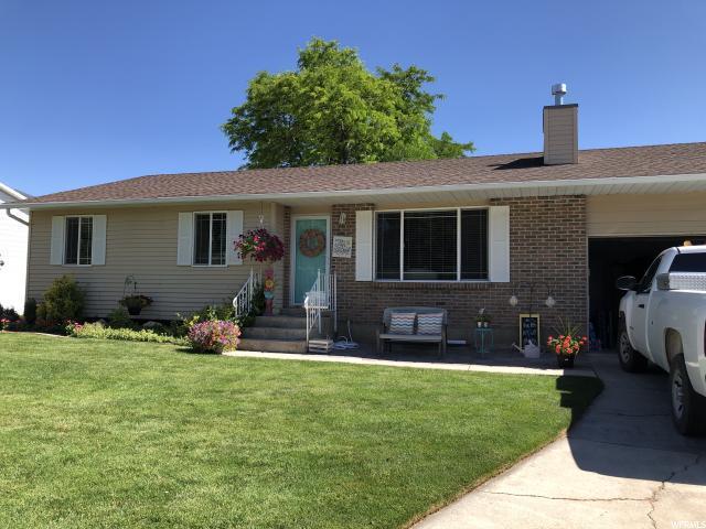 19 W 1150 S, Payson, UT 84651 (#1615556) :: Bustos Real Estate   Keller Williams Utah Realtors