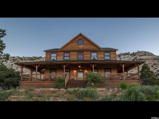 199 W 125 St S, Teasdale, UT 84773 (#1615564) :: Utah Best Real Estate Team | Century 21 Everest