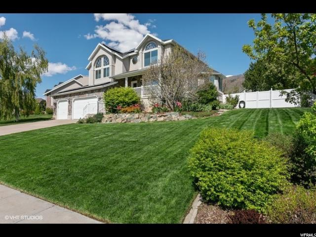 158 N Country Ln, Fruit Heights, UT 84037 (#1615573) :: Red Sign Team
