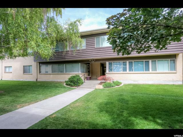 1134 E 2700 S D 31, Salt Lake City, UT 84106 (#1615661) :: Big Key Real Estate