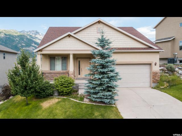 14971 S Winged Bluff Ln, Draper, UT 84020 (#1615674) :: Bustos Real Estate | Keller Williams Utah Realtors